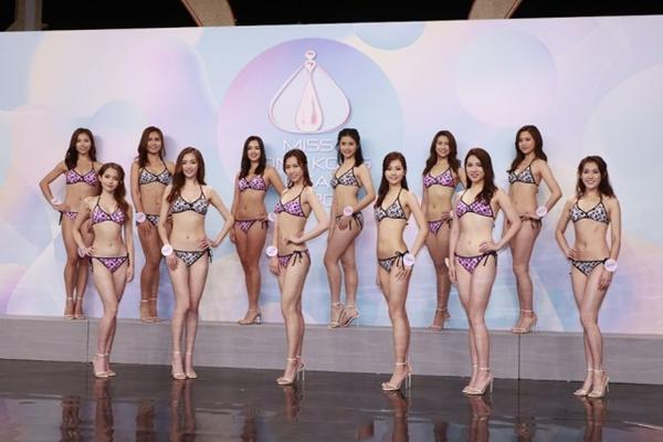 2020港姐十强公布 佳丽泳装秀长腿蛮腰超养眼