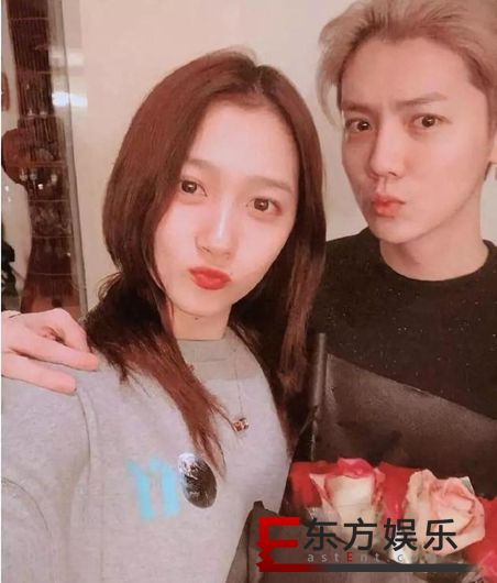 """杨天真曾反对鹿晗公开恋情 最担心出现""""粉丝自杀""""传闻"""