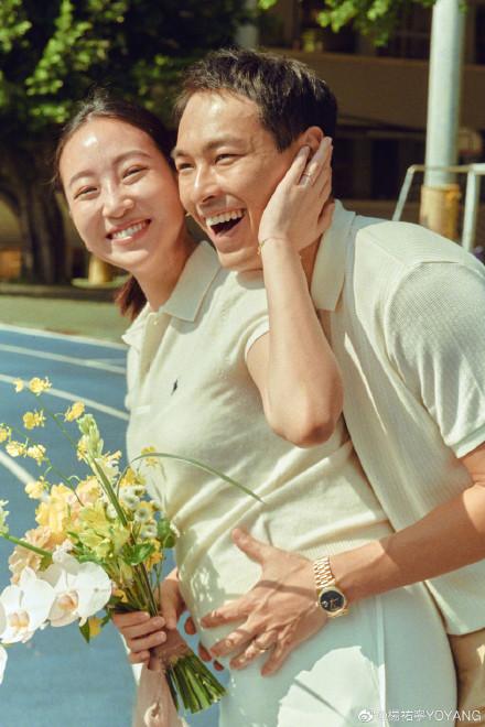 演员杨祐宁结婚 杨祐宁配偶资料曝光