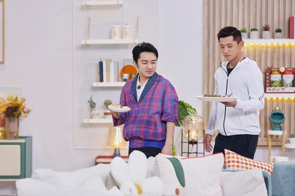 《做家务的男人》圆满收官 王祖蓝即兴上演模仿秀