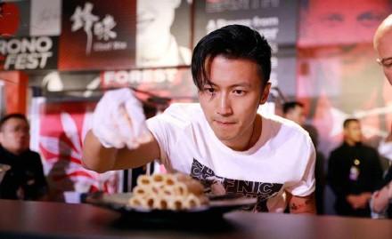 谢霆锋不唱歌演戏老做饭的原因曝光 输出中餐文化弘扬中华美食!