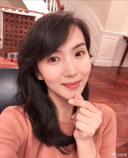 陈好41岁状态超好 网友:还是那个美丽的万人迷!