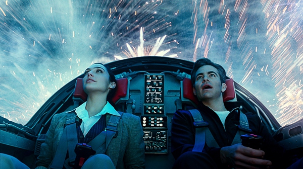 《神奇女侠1984》超长中文片段重磅曝光 天堂岛超能大赛震撼开启