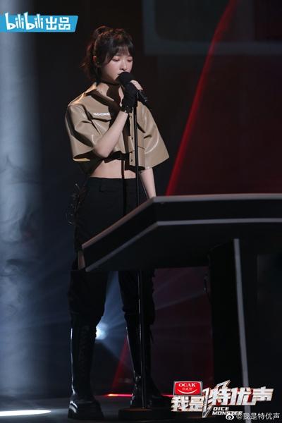 吴磊徐娇合作演绎《灵笼》震撼全场 《我是特优声》盲番舞台惊喜不断