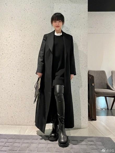 小S问大S是哪家的少女 徐熙媛穿搭时尚宛如少女疑正式复出