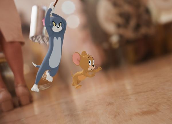 《猫和老鼠》大电影定档2月26日 最佳损友邀你电影院笑闹元宵