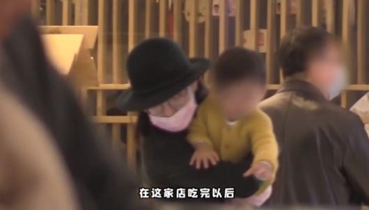 网曝吴倩带孩子现身 与张雨剑真的隐婚生子?