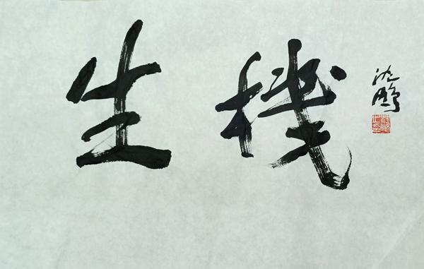 《书画里的中国》4月23日首播  书坛泰斗沈鹏携书画百名家题字共贺