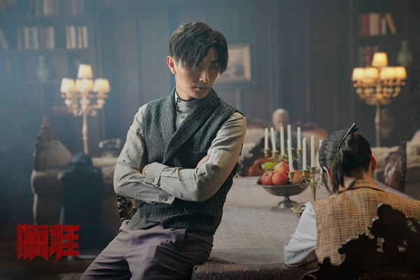从《瞄准》的李北伐到《扫黑风暴》邢非 演员张皓然全方位展现不同角色